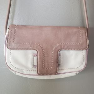 Tignanello Leather Crossbody Purse